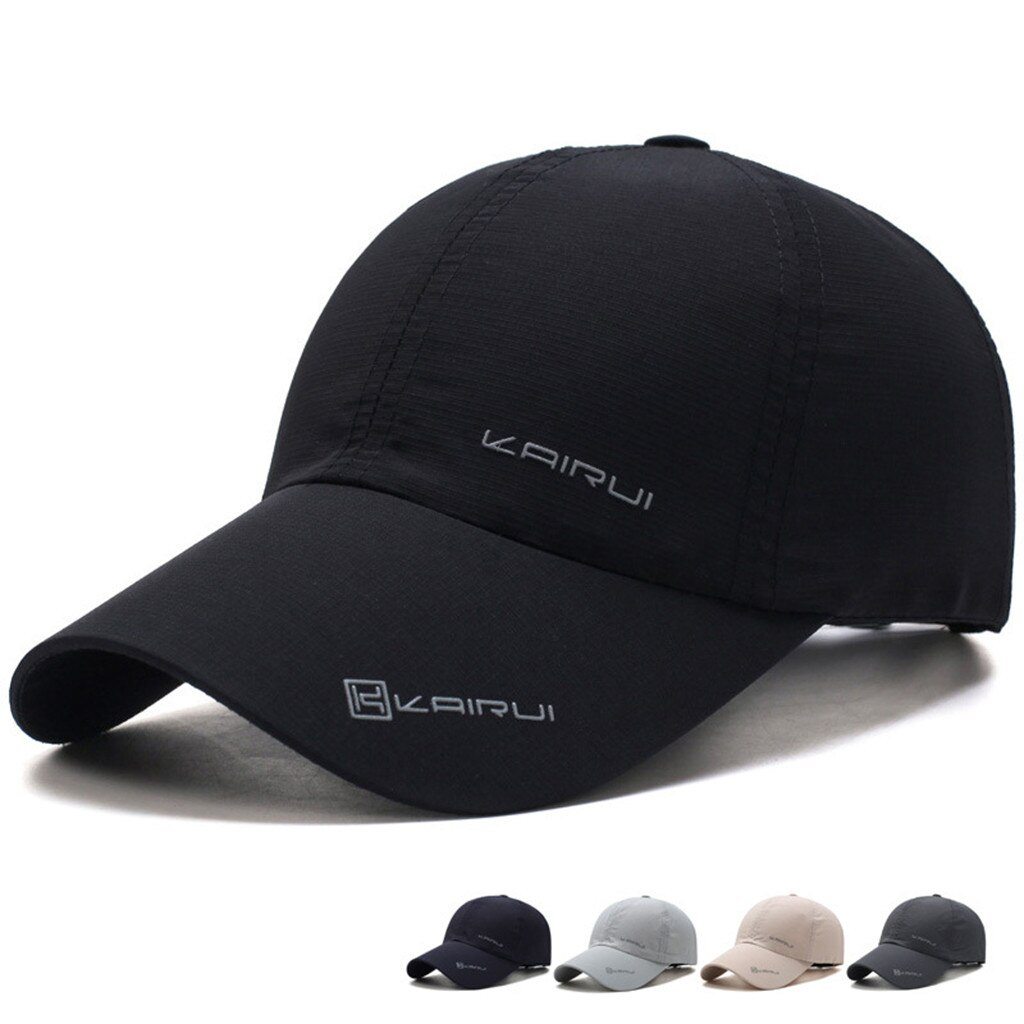 Outdoor Sports Mesh Cap