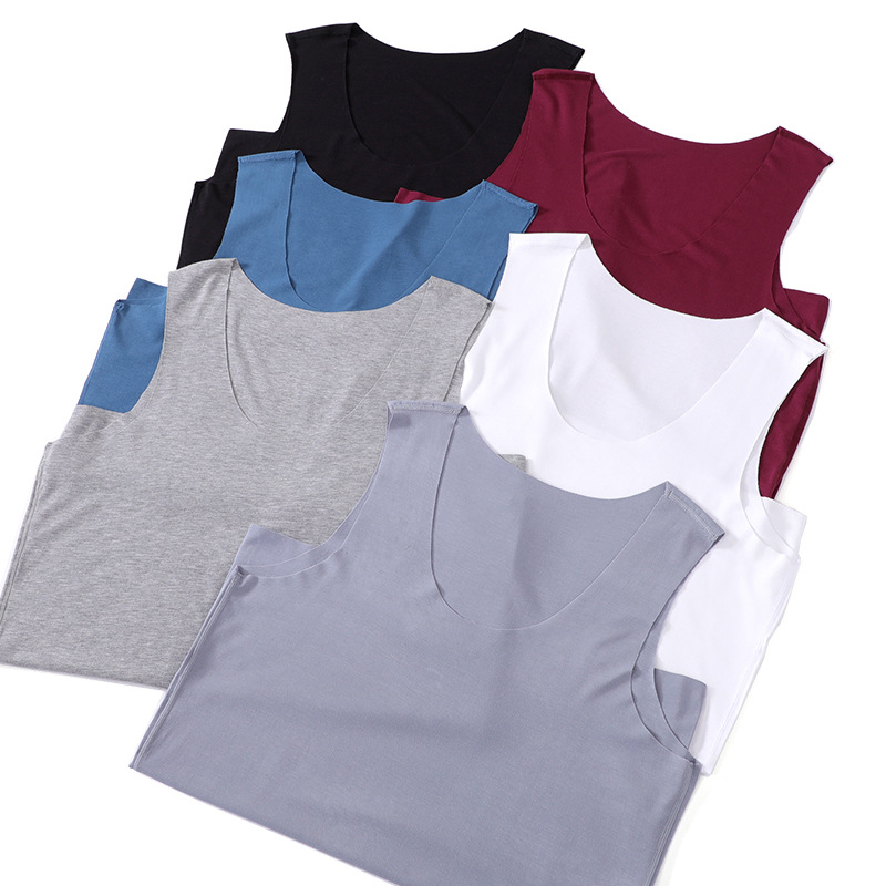 Men's Seamless Tank Top
