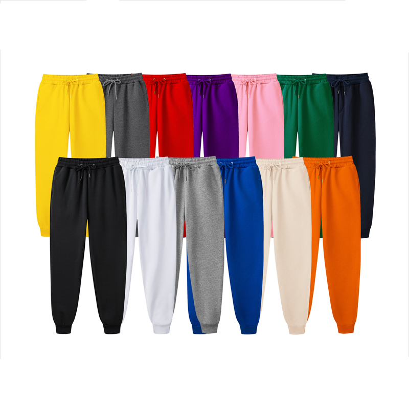 Casual Fleece Men's Joggers